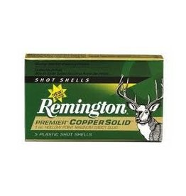 REMINGTON REMINGTON PREMIER COPPER SOLID 12 GAUGE 3""