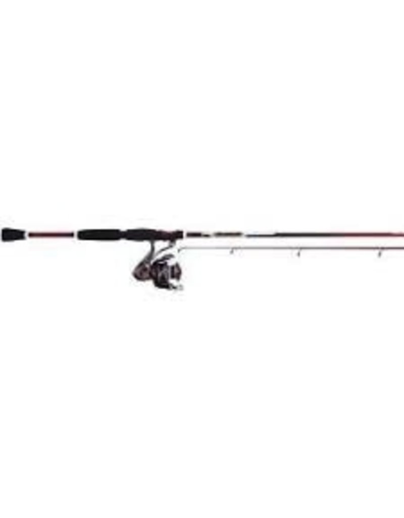 "QUANTUM QUANTUM FIRE 9+1 30SZ 6'6"" 2PC MED SPINNING REEL AND ROD COMBO"
