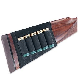 UNCLE MIKE'S UNCLE MIKE'S NEOPRENE BUTTSTOCK SHELL HOLDER RIFLE 6 LOOPS