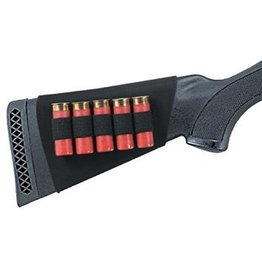 UNCLE MIKE'S UNCLE MIKE'S NEOPRENE BUTTSTOCK SHELL HOLDER SHOTGUN 5 LOOPS