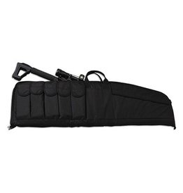 "UNCLE MIKE'S UNCLE MIKE'S TACTICAL RIFLE CASE 41"" BLACK"