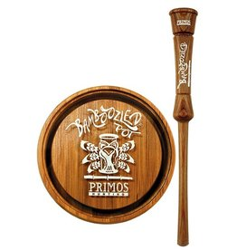 PRIMOS PRIMOS BAMBOOZLED POT SLATE-STYLE TURKEY CALL