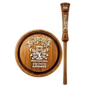 PRIMOS PRIMOS BAMBOOZLED POT SLATE-STYLE TURKEY CALL
