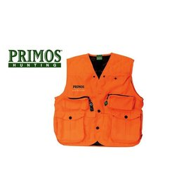PRIMOS PRIMOS GUNHUNTER'S VEST BLAZE ORANGE LARGE