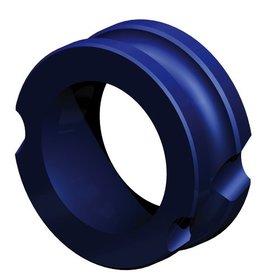 """G5 OUTDOORS G5 META PRO PEEP LARGE HUNTER 1/4"""" BLUE"""