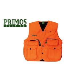 PRIMOS PRIMOS GUNHUNTER'S VEST BLAZE ORANGE MEDIUM