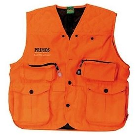 PRIMOS PRIMOS GUNHUNTER'S VEST BLAZE ORANGE  3X-LARGE