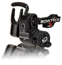 QUALITY ARCHERY DESIGNS QUALITY ARCHERY DESIGNS ULTRAREST BOWTECH BLACK LEFT HAND
