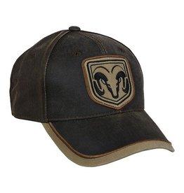 OUTDOOR CAP BROWN RAM HAT- ADJUSTABLE