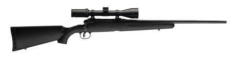 SAVAGE SAVAGE AXIS 11-XP 22-250 REM MATTE BLACK