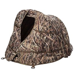 FINAL APPROACH FINAL APPROACH MUTT HUTT 11 MOSSY OAK WATERFOWL BLIND