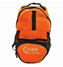 BACKWOODS BACKWOODS SCOUT BLAZE ORANGE BACKPACK 15L