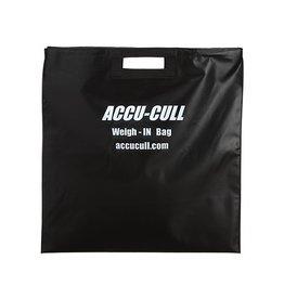 ACCU-CULL ACCU-CULL WEIGH-IN BAG W/ REMOVABLE MESH INSERT