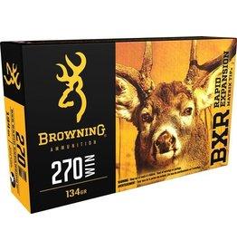 BROWNING BROWNING BXR 270 WIN 134 GR DEER