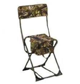 HUNTER'S SPECIALTIES HUNTER'S SPECIALTIES CAMO DOVE CHAIR W/BACK GREEN