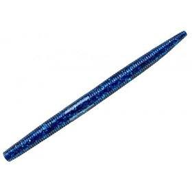 "YUM YUM 5"" DINGER BLACK/BLUE LAMINATE 8 PK"