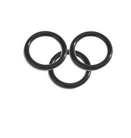 VRX VRX WACKY RIGGING O-RINGS LARGE BLACK