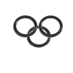 VRX VRX WACKY RIGGING O-RINGS SMALL BLACK