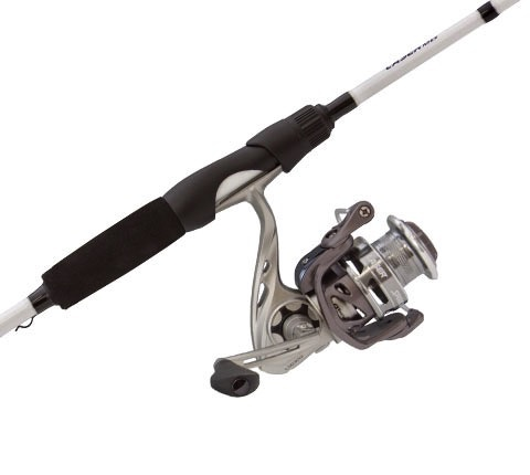 LEW'S LEW'S LASER LSG SPEED SPINNING ROD AND REEL IM7 COMBO 2 PC 6'6""