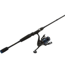 LEW'S LEW'S AMERICAN HERO SPEED SPINNING ROD AND REEL COMBO 2PC 6'6""
