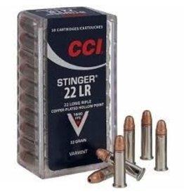 CCI CCI STINGER HP .22 LR