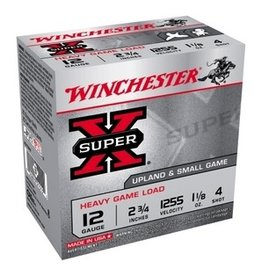 "WINCHESTER WINCHESTER 12GA 2.75"" HEAVY GAME LOAD #4"