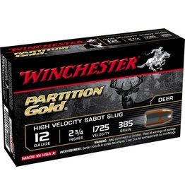WINCHESTER WINCHESTER 12GA SABOT PARTITION  GOLD SLUGS