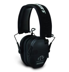 WALKER'S WALKER'S RAZOR SLIM SHOOTER ELECTRONIC MUFFS BLACK