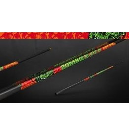 "BLACK EAGLE BLACK EAGLE ZOMBIE SLAYER CROSSBOW FLETCHED ARROW-.003"" 22"" 6 PK"