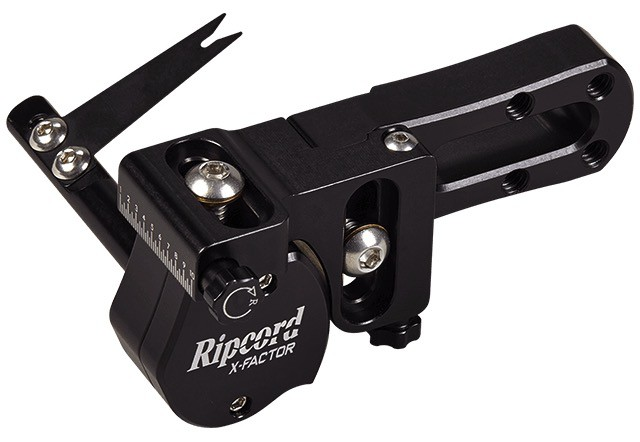 Ripcord x factor target arrow rest black rh easthill outdoors