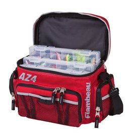 FLAMBEAU OUTDOORS FLAMBEAU AZ4 ATTACK BAG TACKLE SYSTEM-M