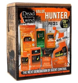 DEAD DOWN WIND TROPHY HUNTER KIT 10PK