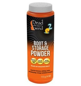 DEAD DOWN WIND BOOT & STORAGE POWDER 4 OZ