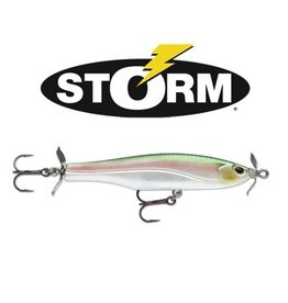 STORM STORM ARASHI SPINBAIT 08 BLUE BACK HERRING