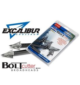 EXCALIBUR EXCALIBUR ULTIMATE CROSSBOW BROADHEAD 150GR 3PK
