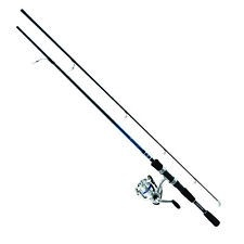 "DAIWA DAIWA D SHOCK 6'6"" SPINNING ROD AND REEL COMBO"