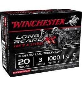 "WINCHESTER WINCHESTER LONG BEARD XR 20 GA 3"" 1 1/4OZ"