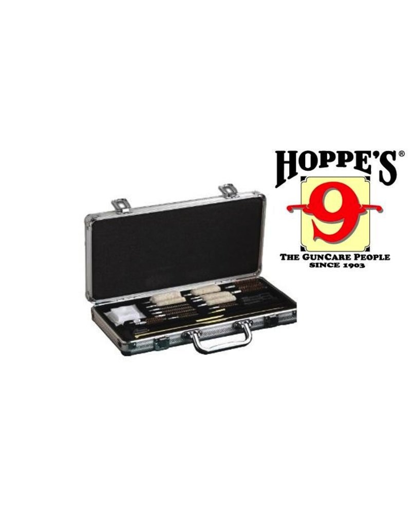 HOPPE'S HOPPE'S NO. 9 DELUXE GUN CLEANING ACCESSORY KIT