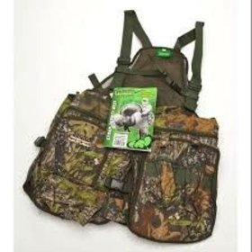 PRIMOS PRIMOS STRAP TURKEY VEST REALTREE XTRA GREEN MD/LRG
