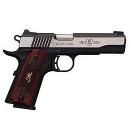 BROWNING BROWNING 1911-380 BL MEDALLION FS