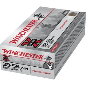 WINCHESTER WINCHESTER 38-55 WIN 255GR SOFT POINT