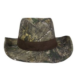OUTDOOR CAP COWBOY HAT W/ EXPAND A BAND REALTREE XTRA