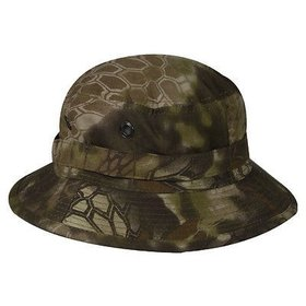 OUTDOOR CAP KRYPTEK HIGHLANDER FITTED BOONIE -ADJUSTABLE