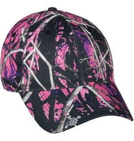 OUTDOOR CAP MUDDY GIRL CAMO HAT