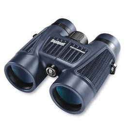 BUSHNELL BUSHNELL 8X42 BLACK ROOF BAK-4 WP/FP TWIST UP BINOCULARS