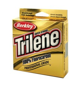 BERKLEY TRILENE FLUOROCARBON 10LB 110YD CLEAR