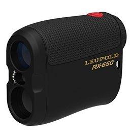 LEUPOLD LEUPOLD RX-650 MICRO LASER RANGEFINDER BLACK