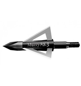 MUZZY MUZZY BROADHEADS MX-3 100 GR SCREW-IN 3PK
