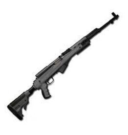 SOVIET SKS RIFLE 7.62X39 W/ ATI STOCK INSTALLED BLACK