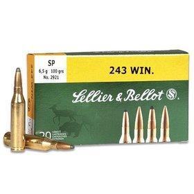 SELLIER & BELLOT SELLIER & BELLOT C.243 WIN 100GR SP